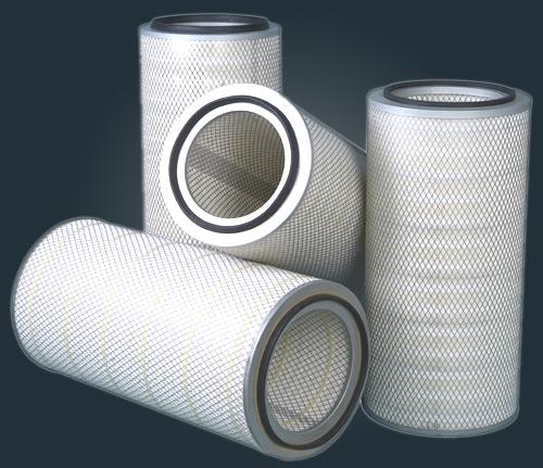 供应木浆纤维纸过滤筒除尘滤筒批发