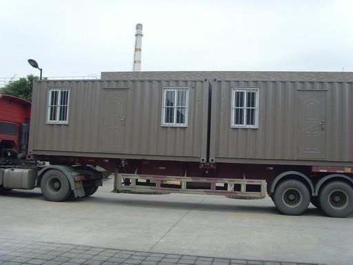 供应集装箱移动房/开顶箱图片