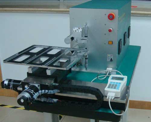 四光路激光剥线机图片/四光路激光剥线机样板图