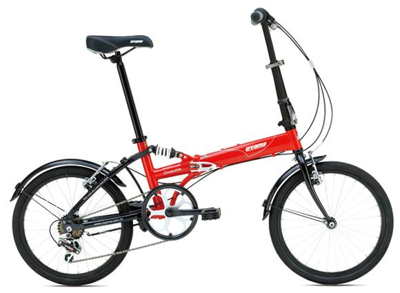 台湾欧亚马折叠自行车0yama折叠车欧亚马酷炫M300折叠车批发