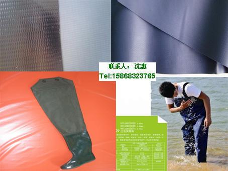 供应夹网下水裤布、下水裤夹网