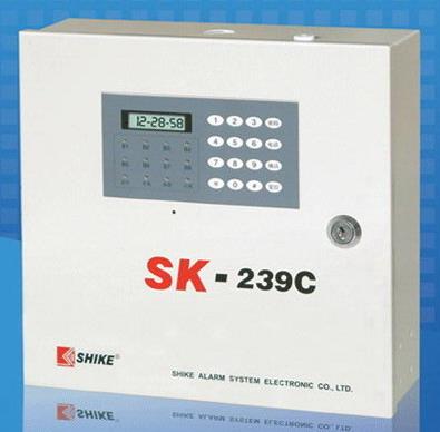 供应时刻SK-239C报警主机