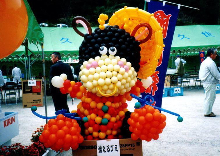 造型创意设计图片|造型创意设计-深圳创艺气球装饰