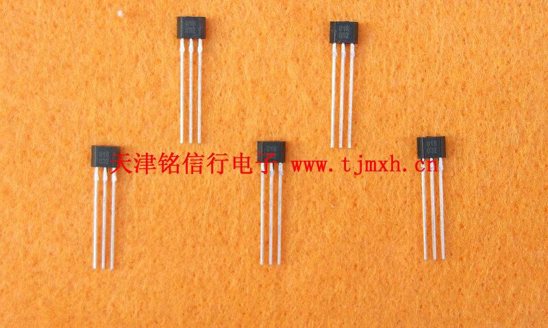 供应流量表用霍尔元件传感器ew732 w32