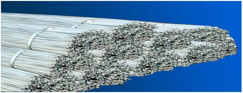 供应冷镀锌圆钢图片