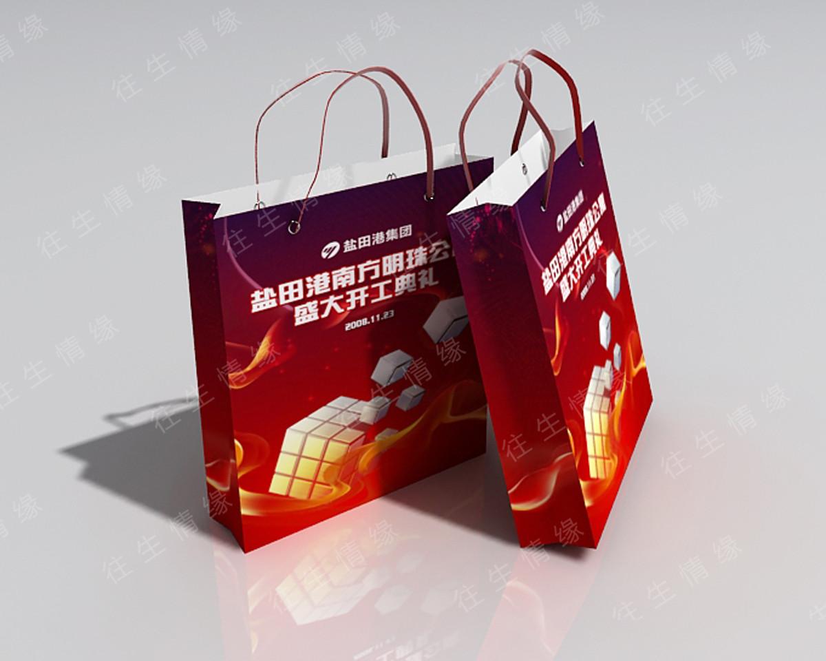 供应深圳手袋印刷厂家
