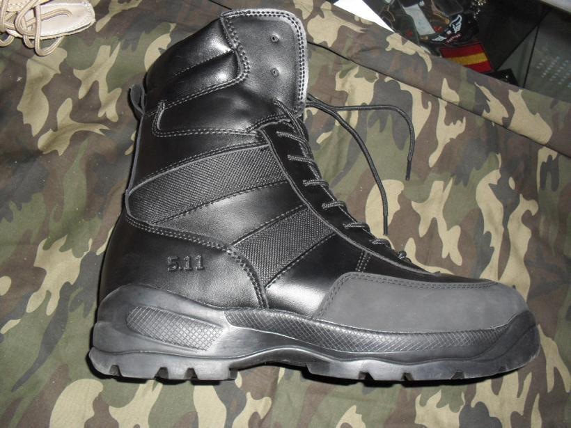 供应511黑色战术靴