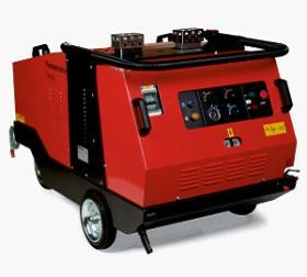 供应采油厂油管清洗高温高压蒸汽清洗机油田油管清洗机图片