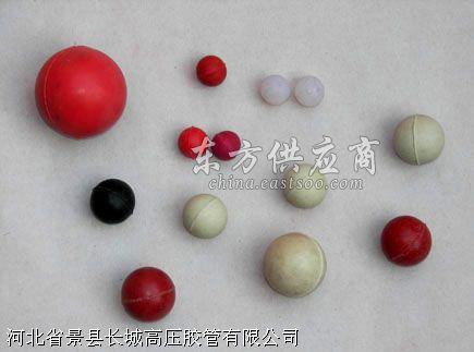 供应振动筛专用橡胶球聚氨酯球