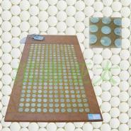 玉石养生按摩床垫图片