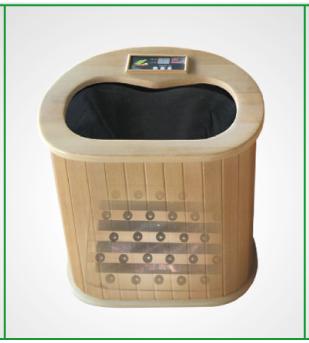 厂家批发供应远红外足浴桶足疗桶/生物频谱足浴桶电气石足浴桶图片
