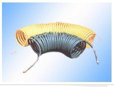 尼龙管/尼龙树脂管/气制动螺形管图片
