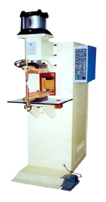 供应碳刷焊接专用精密交流点焊机