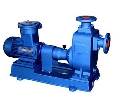 供应ZW系列自吸排污泵杂质泵图片
