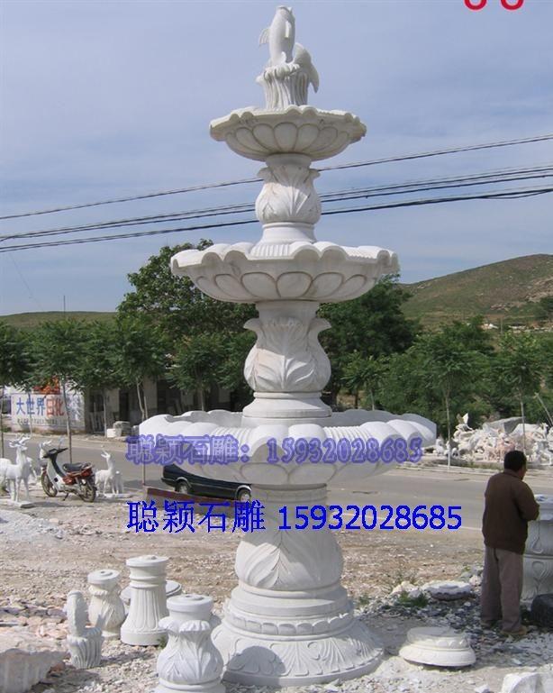 各种欧式喷泉 风水球
