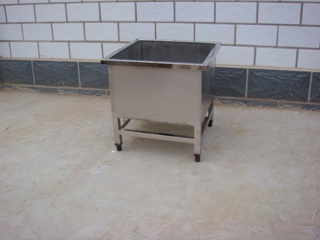 供应不锈钢拖布池不锈钢墩布池图片
