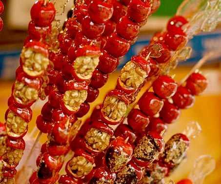 供应蜂蜜不化糖葫芦l冰糖葫芦的做l老北京冰糖葫芦图