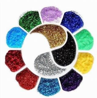 供应丝网印刷专用金葱粉化妆品专用金葱粉对联专用金葱粉