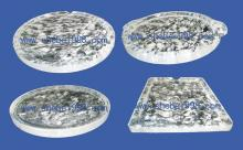 供应水晶烤盘水晶烧烤盘水晶