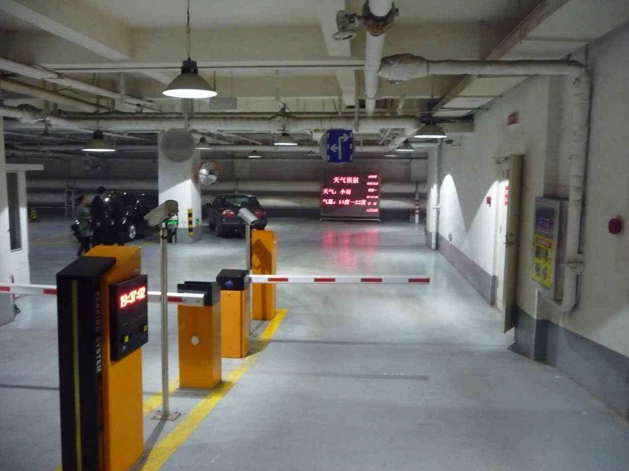 供应智能停车场管理系统图片