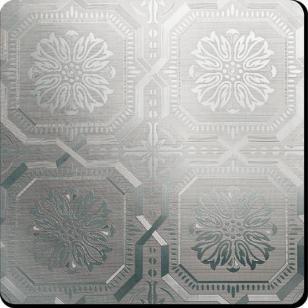不锈钢压纹欧式花纹不锈钢装饰板图片
