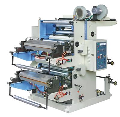 供应环保袋二色印刷机