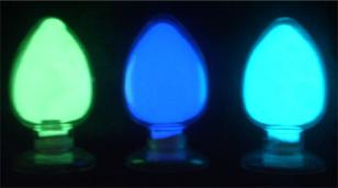 荧光材料无机荧光材料有机荧光材料图片
