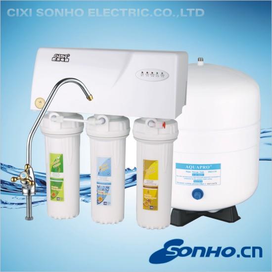 供應至尊五燈數碼純水機批發