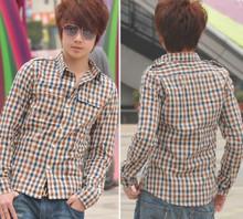 供应广州永泽衬衫-广州格子衬衫