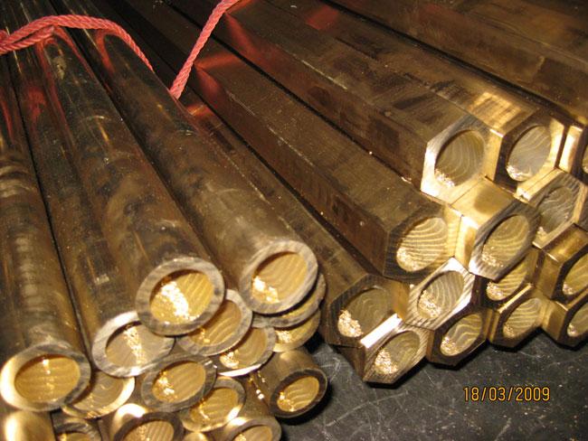 供应锡青铜管CuSn5Zn5Pb5-B无针孔少杂质进口锡青铜套批发