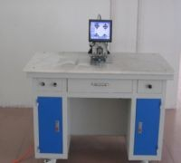 供应烫金不透明材料印刷定位自动打靶机