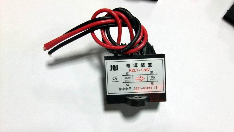 电机抱闸整流器接线图