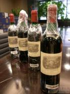 拉菲酒庄红葡萄酒图片