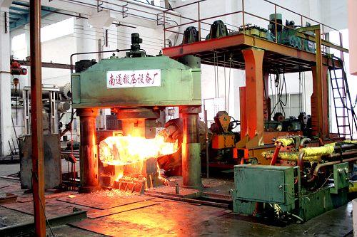 司生产供应锻造液压机图片