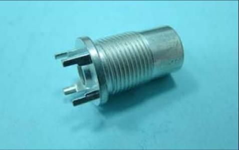 供应东莞市射频同轴连接器外壳生产厂家