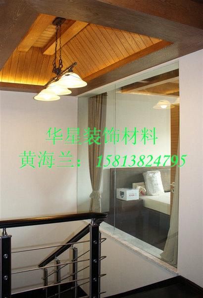 深圳室内装饰木制墙板吊顶图片