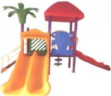 供应幼儿园用品组合滑梯室内玩具