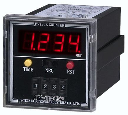 工业设备上使用台湾致业计时器