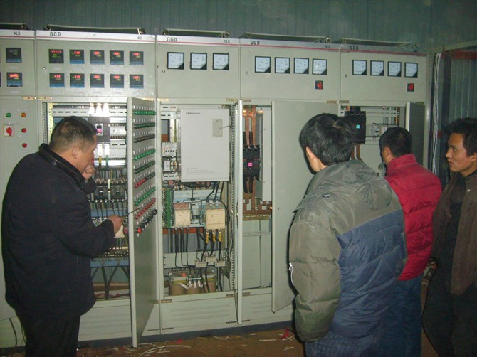球磨机控制柜销售