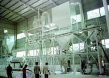 连云港的东海硅微粉石英材料制品有限公司