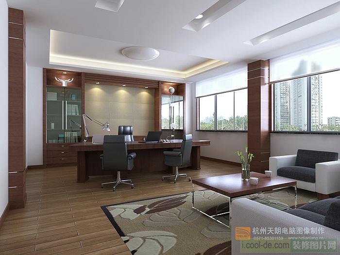 青岛办公室装修装潢如何布线