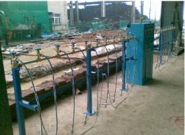 工業廠房車間管道集中供氣系統裝置設備氣體匯流排氣包化工管道及配件圖片