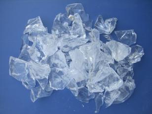 化工原料工艺品树脂透明填充料图片