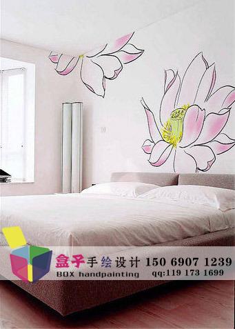 墙绘_墙绘供货商_供应济南卧室墙绘设计欣赏3
