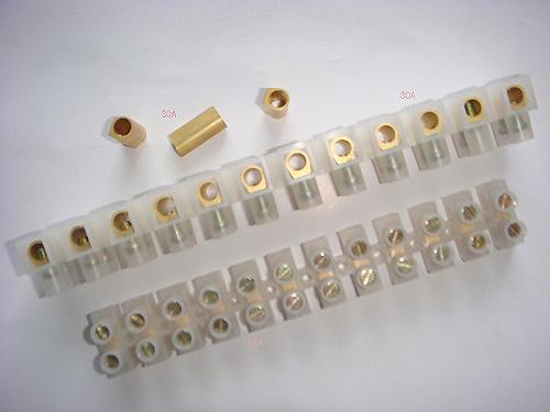 贯通式铜接线端子图片