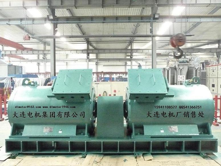 供应大连电机厂3500kw低压水冷变频电机-大连电机厂MDSP变频电机图片