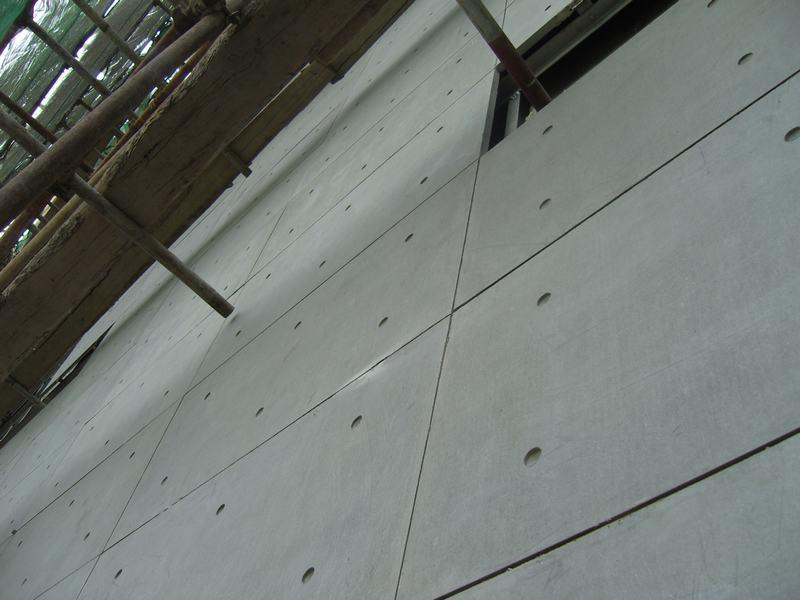 供应外墙板外墙挂板纤维水泥外墙板外墙装饰板图片