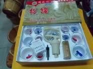 国医研磁疗拔罐器12罐图片