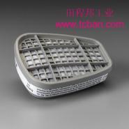 3M6002酸性气体滤毒盒图片