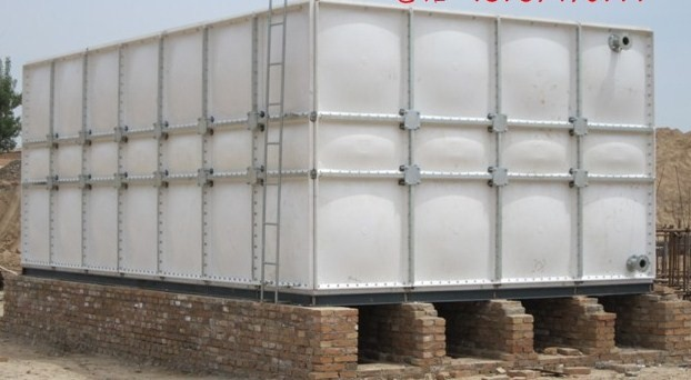 供应SMC水箱价格 中央空调冷却配件玻璃钢水箱  玻璃钢水箱  环保型玻璃钢水箱